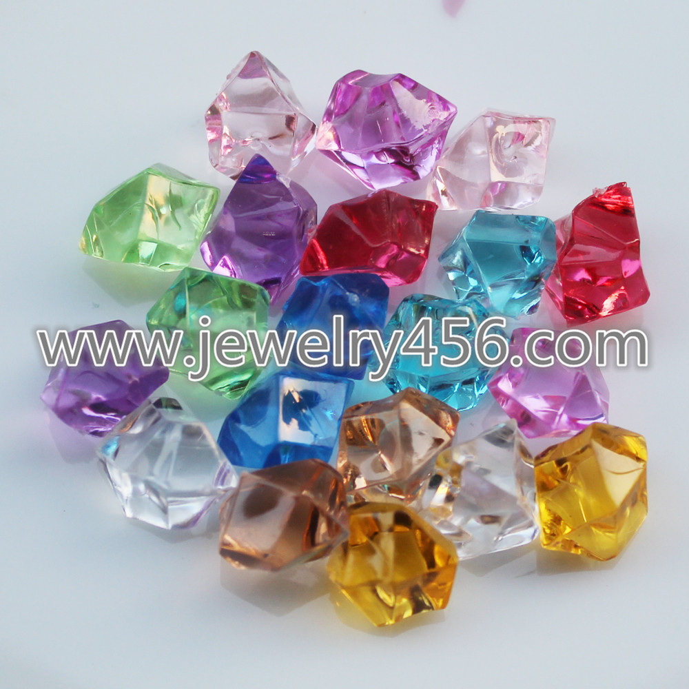 Wholesaling royal blue acrylic ice rocks for vase fillers or table crystal acrylic gems for vase filler reviewsmspy