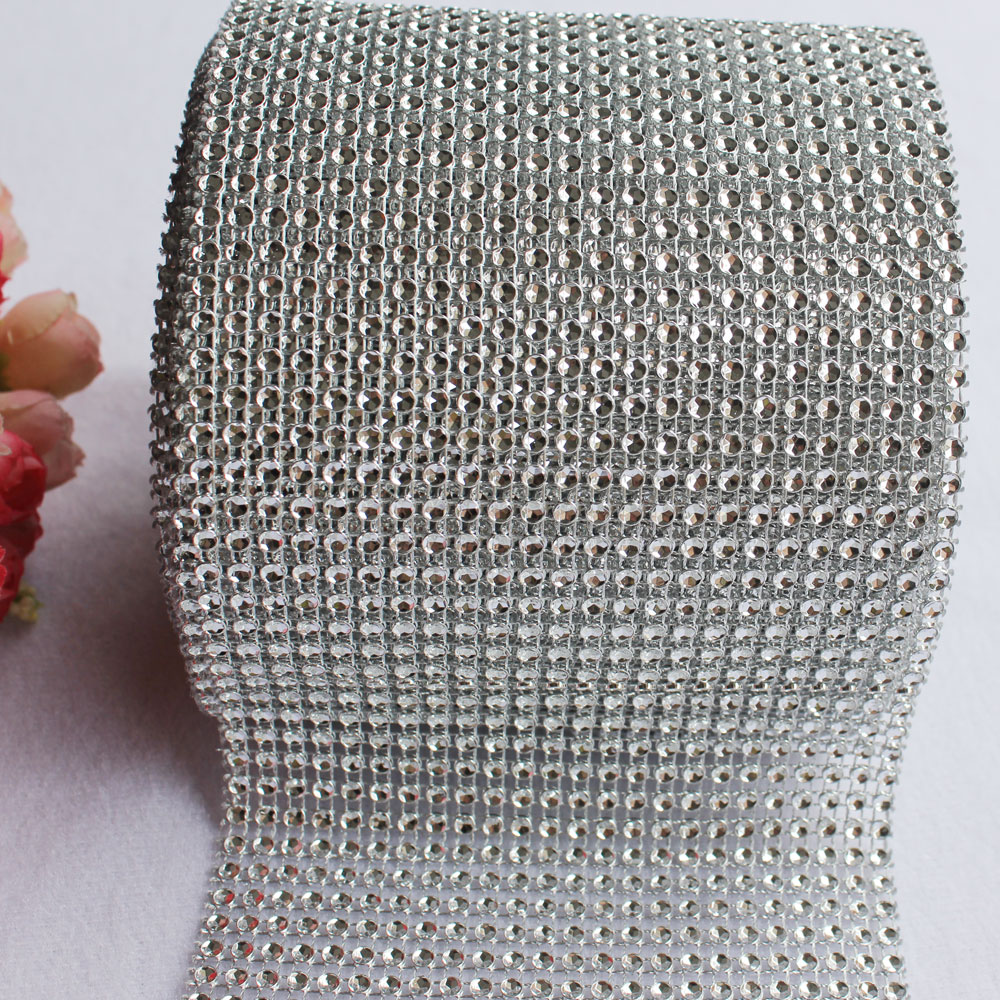 Diamond Rhinestone Wrapping Rolls