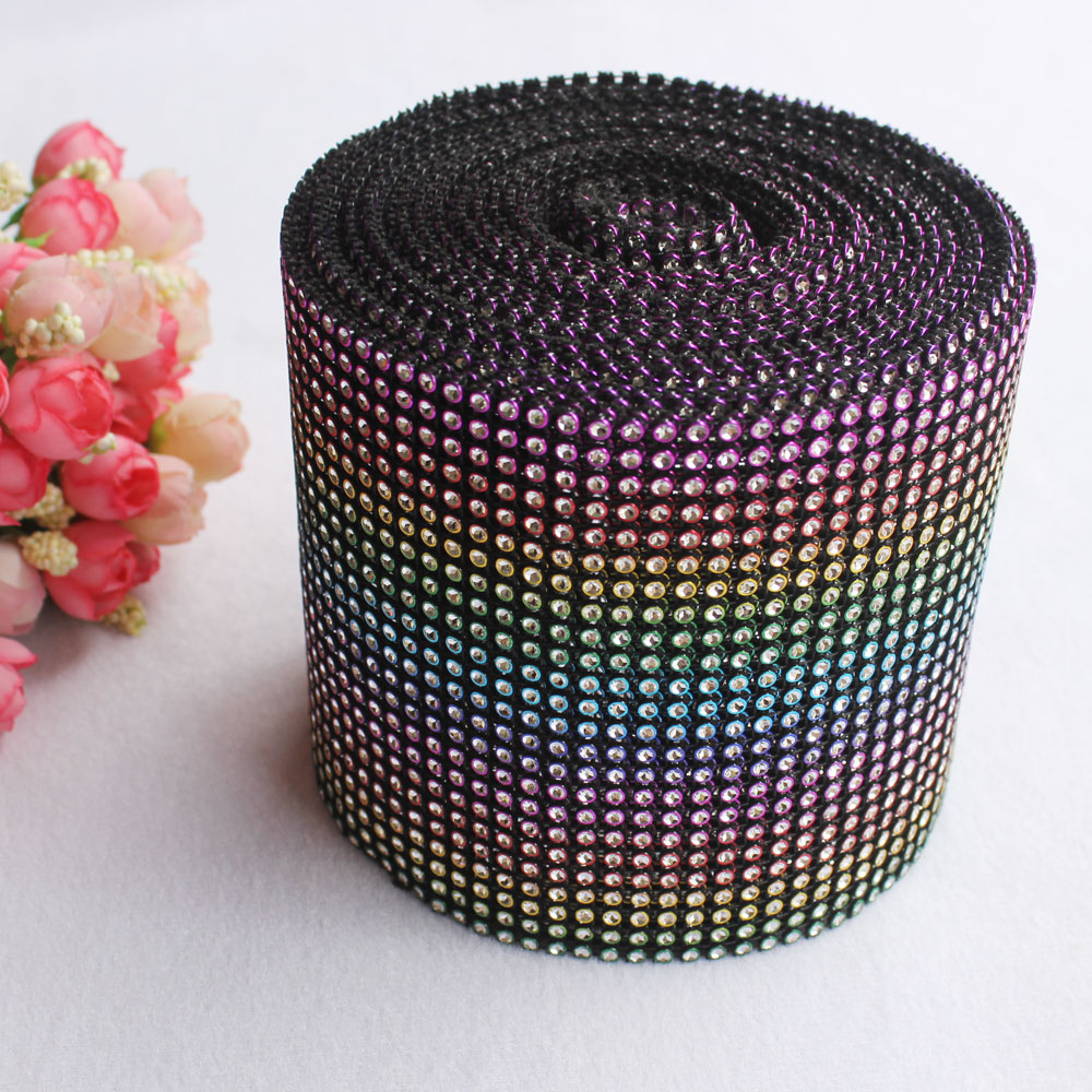 Rainbow Diamond Mesh