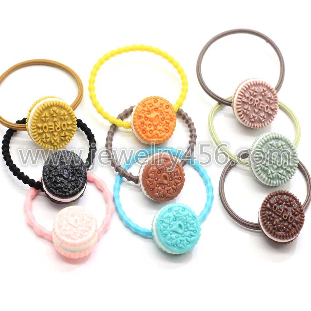 Loose 30mm Ponytail Holder for Girls Childrens